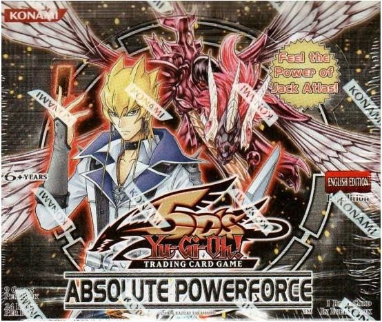 Absolute Powerforce 1st Edition Booster Box