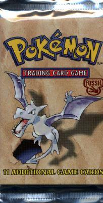 Fossil Unlimited Booster Pack