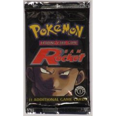 Team Rocket Unlimited Booster Pack