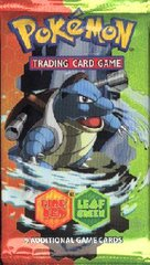 Pokemon EX Fire Red & Leaf Green Booster Pack