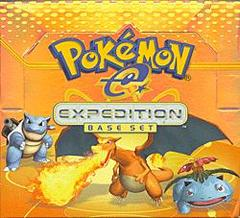 Pokemon Expedition Base Set Booster Box