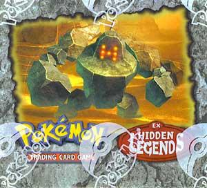 EX Hidden Legends Booster Box