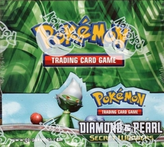 Diamond And Pearl: Secret Wonders Booster Box