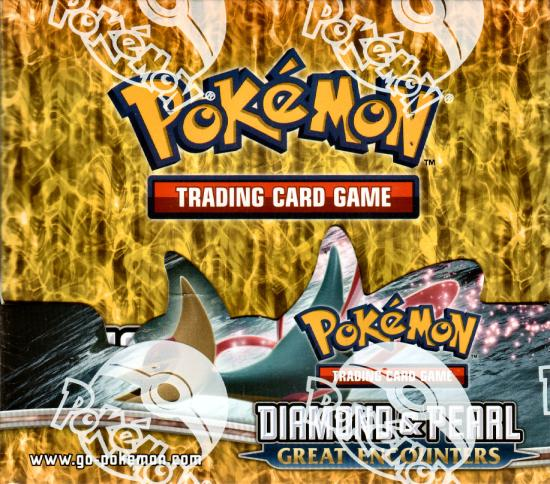 Diamond And Pearl: Great Encounters Booster Box