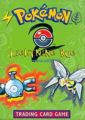 Pokemon Base Set 2 - Lightning Bug Theme Deck