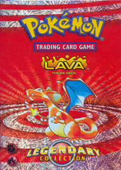 Legendary Collection - Lava Theme Deck