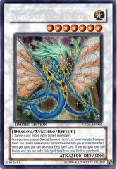 Ancient Fairy Dragon - CT06-EN002 - Secret Rare - Limited Edition