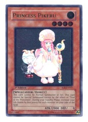 Princess Pikeru - SOI-EN027 - Ultimate Rare - 1st Edition