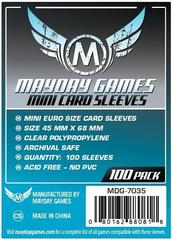 Mayday Games Mini Euro Card Sleeves 100ct