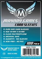 Mayday Games - European Board Game Sleeves 100 count