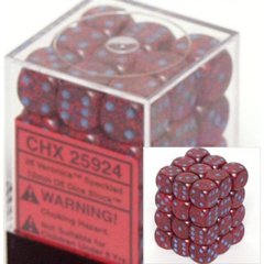36 Veronica Speckled 12mm D6 Dice Block - CHX25924