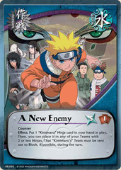 A New Enemy - PR-030 - Common - 1st Edition