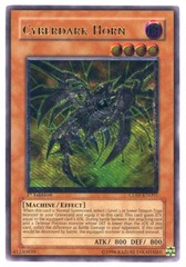 Cyberdark Horn - Ultimate - CDIP-EN001 - Ultimate Rare - 1st Edition on Channel Fireball