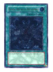 Dark World Dealings - Ultimate - STON-EN038 - Ultimate Rare - 1st