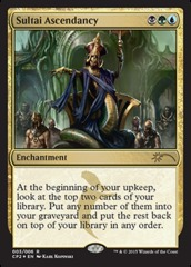 Sultai Ascendancy - Foil Clash Pack
