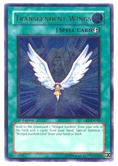 Transcendent Wings - Ultimate - CRV-EN045 - Ultimate Rare - 1st