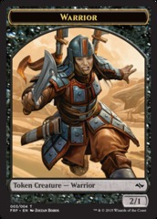 Warrior Token