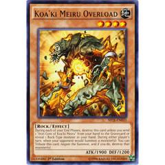 Koa'ki Meiru Overload - SECE-EN033 - Rare - 1st Edition