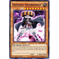 Dododo Swordsman - SECE-EN092 - Common - 1st Edition