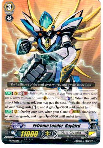 Extreme Leader, Raybird - PR/0151EN - PR