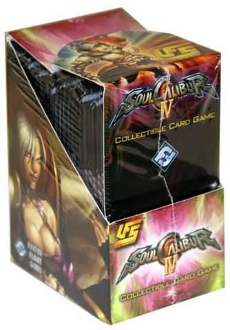 Soul Calibur IV Booster Box