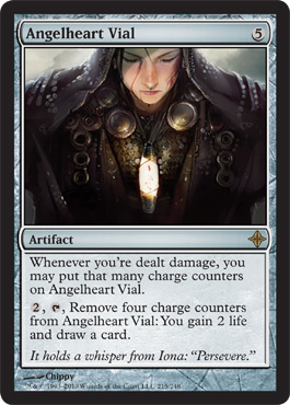 Angelheart Vial