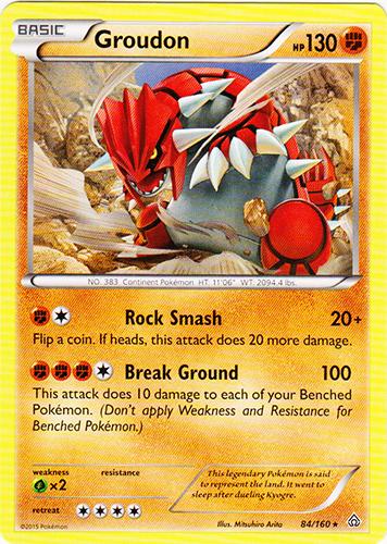 POKEMON CARD XY PRIMAL CLASH MARILL 102//160