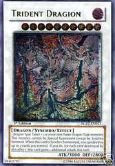 Trident Dragion - Ultimate - RGBT-EN043 - Ultimate Rare - 1st