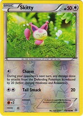 Skitty - 113/160 - Common - Reverse Holo