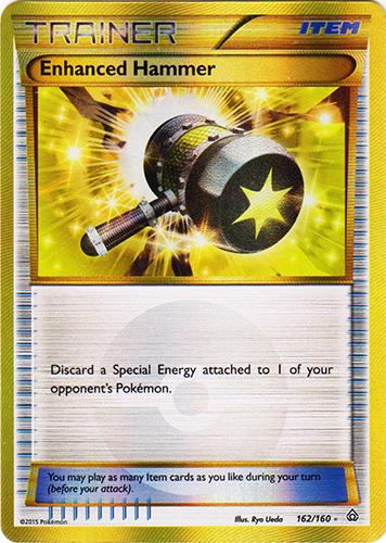Enhanced Hammer - 162/160 - Secret Rare