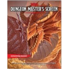 5th Edition Dungeon Master's Screen ₱825
