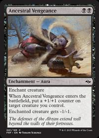 Ancestral Vengeance - Foil