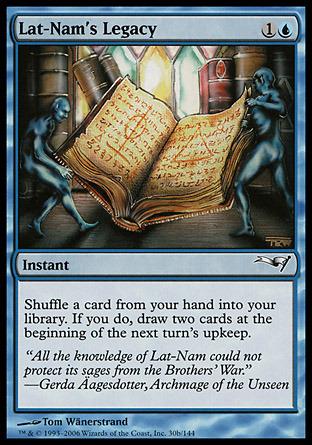 Lat-Nams Legacy