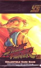 Street Fighter Premiere Booster Pack
