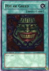 Pot of Greed - Ultimate - DPKB-EN029 - Ultimate Rare - 1st Edition