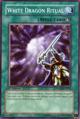 White Dragon Ritual - DPKB-EN032 - Common - 1st Edition