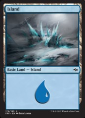 Island (179/185) - Foil