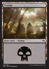Swamp - Foil (180)(FRF)