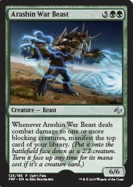 Arashin War Beast (Ugin's Fate)