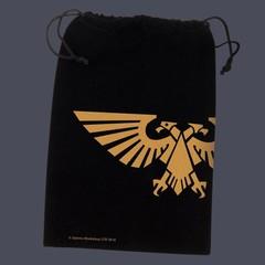 Warhammer Dice Bag: Imperial Aquila