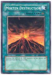 Molten Destruction - SRL-098 - Common - Unlimited Edition