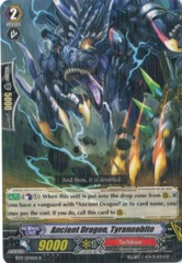 Ancient Dragon, Tyrannobite - BT17/034EN - R
