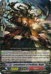 Embodiment of Perdition, Majid - BT17/069EN - C