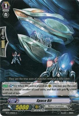 Space Bit - BT17/096EN - C