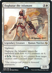Daghatar the Adamant (Fate Reforged Prerelease)