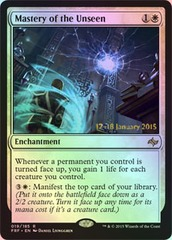 Mastery of the Unseen - Foil - Prerelease Promo