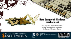 League of Shadows Markers (10)