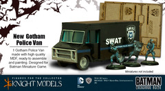 Gotham Police Van (1)
