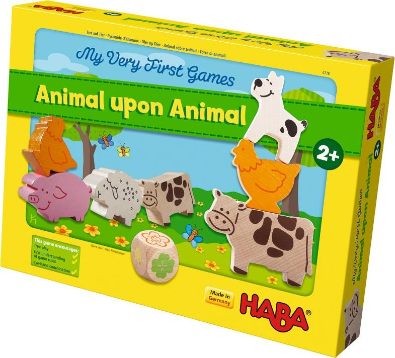 My Very First Games: Animal Upon Animal