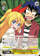 NK/W30-E020 C Lovers!? Chitoge